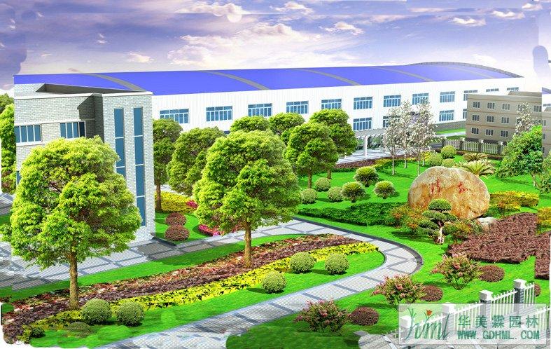 关于房地产园林绿化植物配置广州园林公司常用的方法