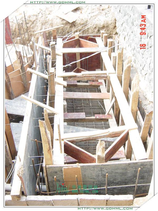 东莞园林公司别墅园林工程现场跟踪报导24
